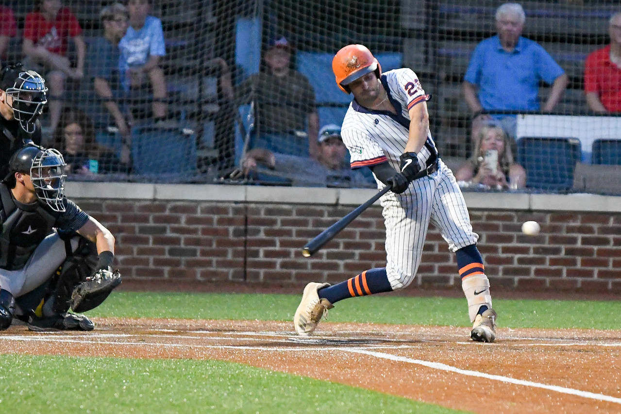 Pilots split doubleheader with Wilson, magic number for first-round home field at one
