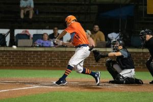 Pilots capitalize on free passes in five-run eighth, tie franchise winning streak record to begin a season